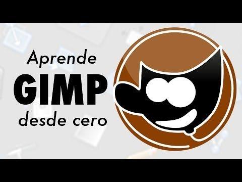 Curso Gimp desde cero a experto 10 horas de vídeos para aprender gimp con practicas, tutoriales y documentacion