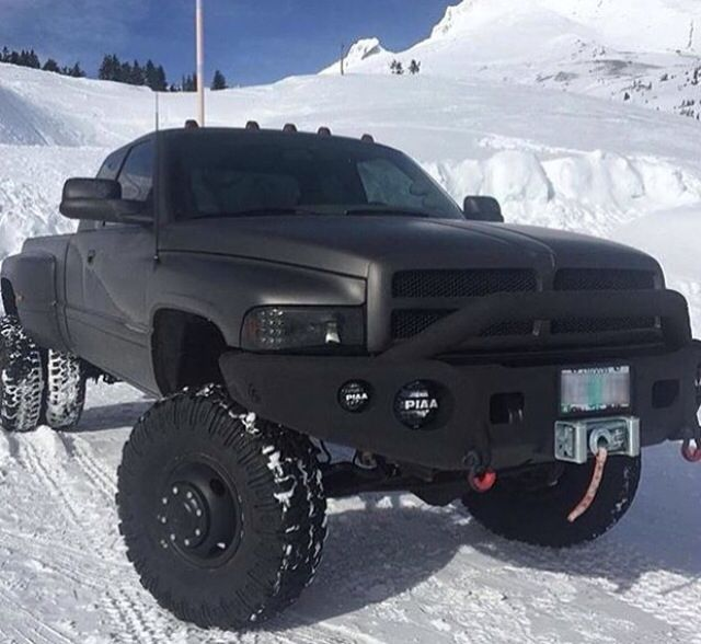Blacked out 2nd gen