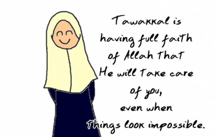 May we all have this at all times...  Ameen