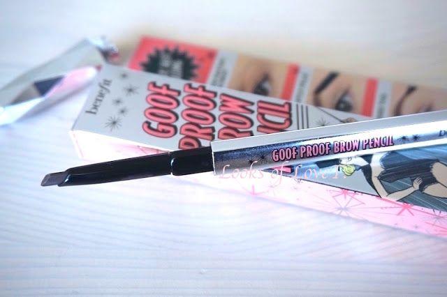 50 Looks of LoveT.: Dünne Augenbrauen auffüllen mit dem Goof Proof Bro...