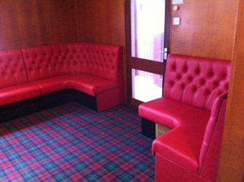 Another Example of Bar Seating from SIG Contracts - Greenhead Hotel