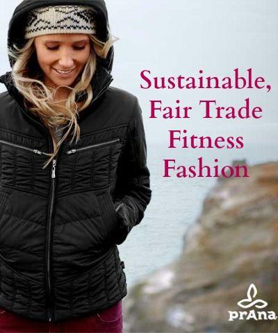 Sustainable, Fair Trade Fitness Fashion: prAna Apparel