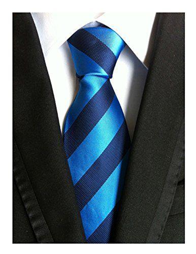 MENDENG Large Striped Yellow Black Red Blue Silk Men Tie ... https://www.amazon.co.uk/dp/B01HBIII7A/ref=cm_sw_r_pi_dp_x_lO95xb0MSZ71X