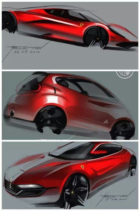 Pin by Marcian Ignatius on Automotive   Pinterest   Cars, Sketches and Car sketch