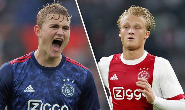 Arsenal Transfer News: Wenger can complete Ajax double swoop and freeze Barcelona out   via Arsenal FC - Latest news gossip and videos http://ift.tt/2zCKekP  Arsenal FC - Latest news gossip and videos IFTTT