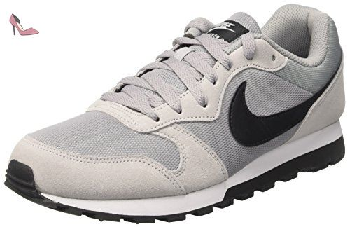 Nike Md Runner 2, Chaussures de Running Homme, Gris (Wolf
