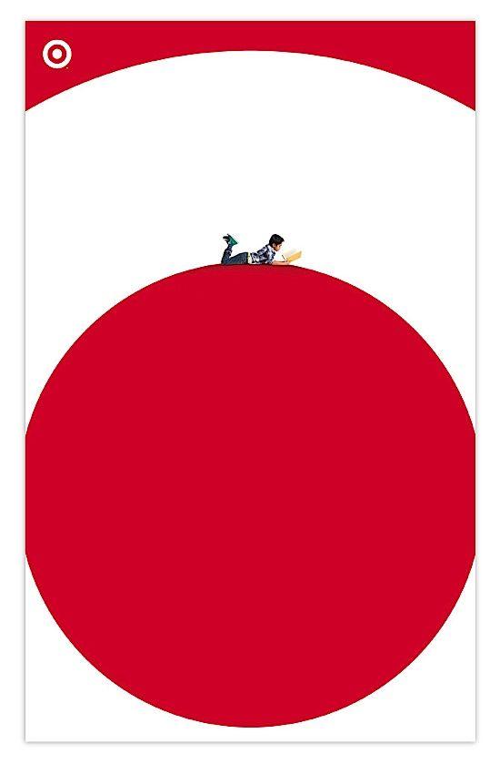 So lovin this add for my big world little peeps board. lol  Target Branding by Allan Peters