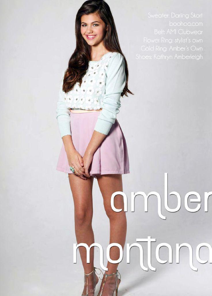 Amber Montana ❤