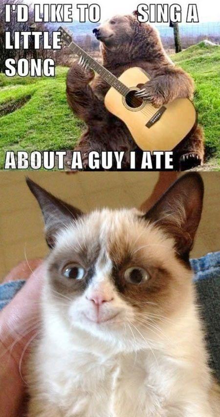 grumpy song