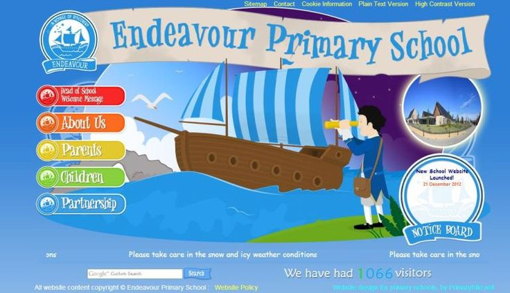 Endeavour Primary School, part of the Discovery Federation in Hampshire