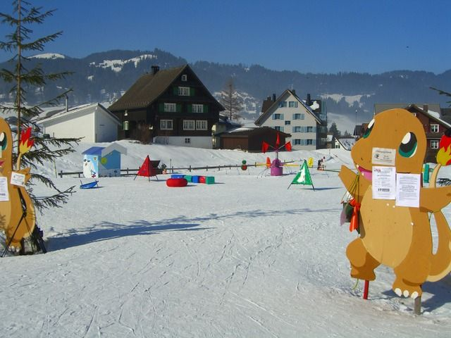Out and About: Winter Fun: Oberiberg
