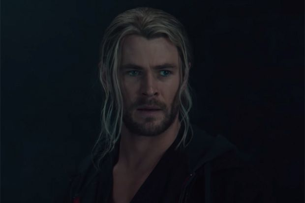 WATCH: Chris Hemsworth's Deleted Shirtless 'Age of Ultron' Scene Is Everything You Needed Today