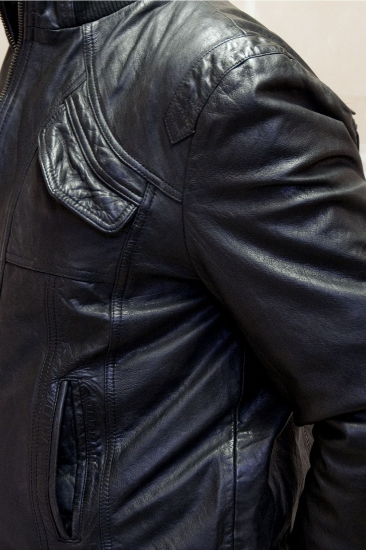 Leather jacket conditioner - Men S Apparel Caring For Leather Hang Leather Jacket On Wide Padded Hanger To