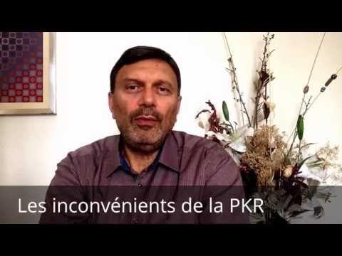 L'opération de la myopie et la PKR expliquées - YouTube