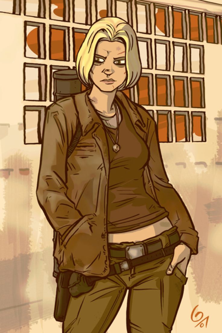 BSG: Starbuck on Caprica by grantgoboom on @DeviantArt