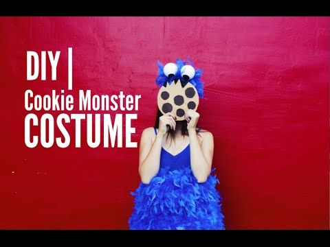 how to make a cookie costume