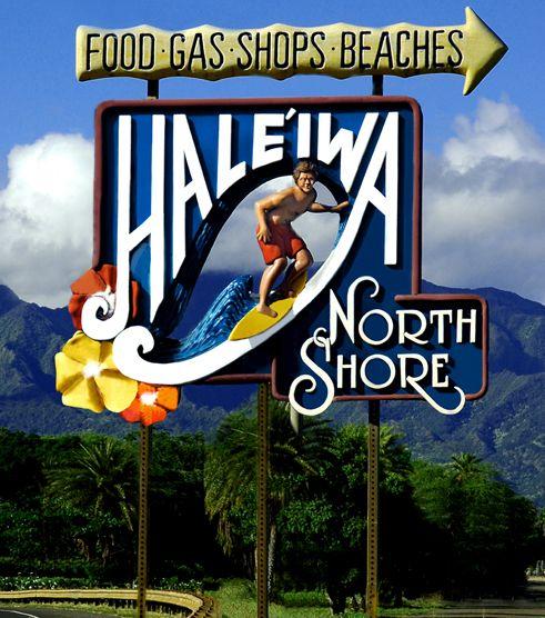 Hale'iwa, The North Shore
