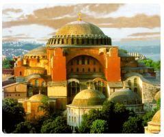 Santa Sofia Istanbul (esterni)