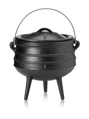 Guro Cast Iron Poy-Ke 1 (Rings) African Cast Iron Pot