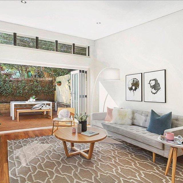 Recently styled by #thehiredhome. #sydneypropertystyling #sydneyrealestatestyling #homestaging #interiorstyling #interiordesign #interiorlove #interiorhome #styledtosell