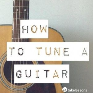 How to Tune a Guitar #guitar #music #howto