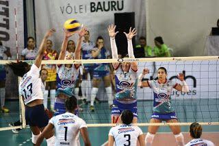 Blog Esportivo do Suíço:  Minas se reabilita na Superliga feminina com vitória fácil sobre Bauru