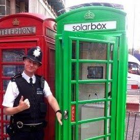 KAPOUTI HELLENIC Online: Οι κόκκινοι τηλεφωνικοί θάλαμοι του Λονδίνου μετατ...