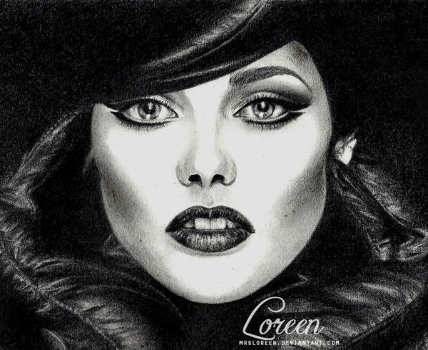 Ashley Greene by loreen