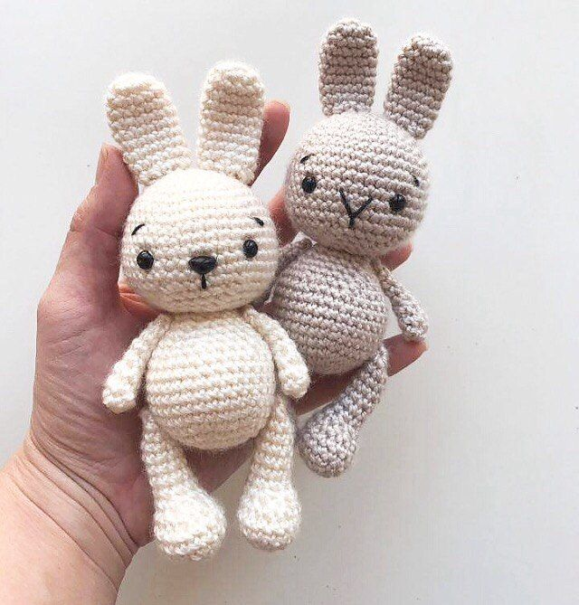 750 besten crochet bunnies Bilder auf Pinterest | Kaninchen ...