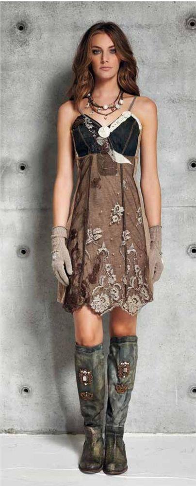 Elisa Cavaletti  knielanges  Kleid Tunika Dress  S M L XL H/W 2014 ELW142011800