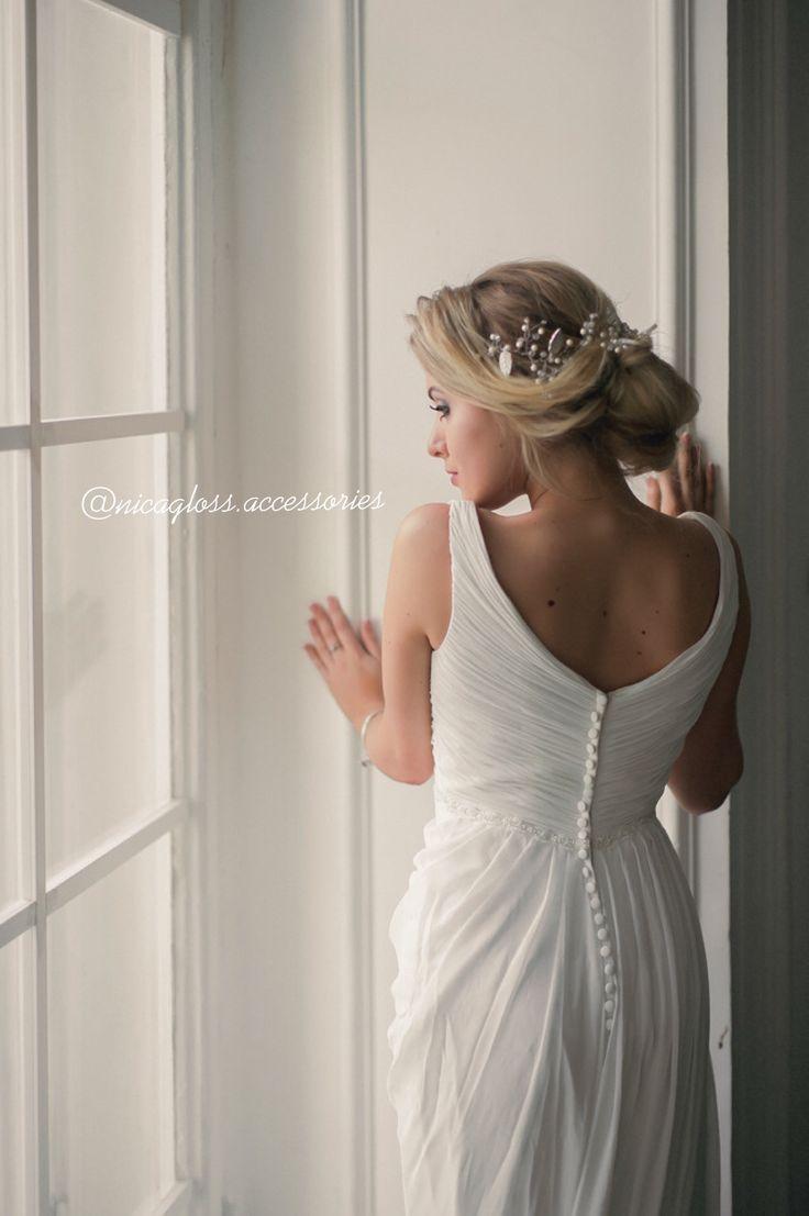 Accessories , wedding ,wedding style, wedding accessories , bridal, венок, венок для волос , ободок , аксессуары для волос, аксессуары невесты , украшения для волос , свадебные украшения