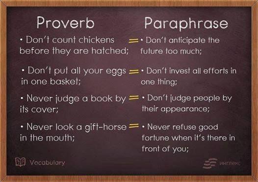 Paraphrasing phrasal verbs