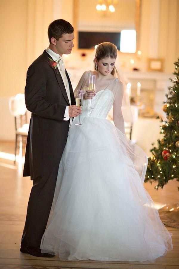 Black Tie Wedding Attire | Maru Photography