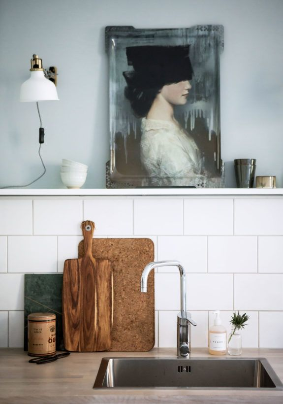kitchen makeover inspiration. / sfgirlbybay