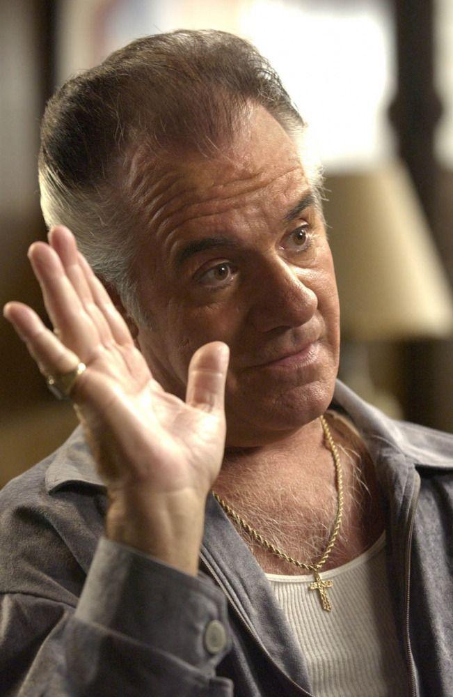 "Tony Sirico as ""Paulie Gualtieri"" in The Sopranos"