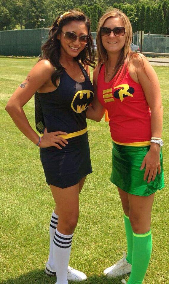 BatGirl inspired running costume by ThisPrincessRuns on Etsy, $135.00