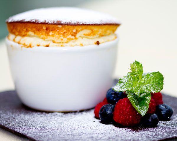 Vanilla Souffle Recipe
