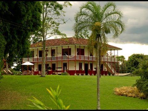 Finca Villa Nora - Eje Cafetero Colombia desde el Aire (With Drone from ...