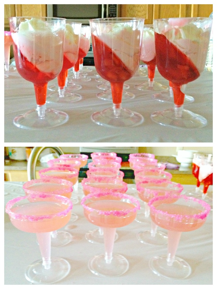 These treats look amazing for a girls night! :)