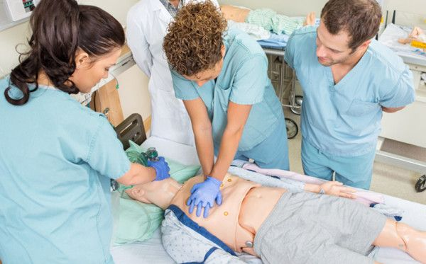 Code Blue! Everything You Need To Know  Code blue is a hospital emergency code used in hospitals around the world when a patient is in need of immediate medical attention due to cardiac or respiratory arrest.
