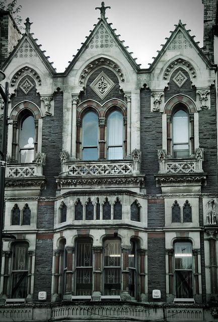 old buildings | Old buildings - Cardiff | Flickr - Photo Sharing!