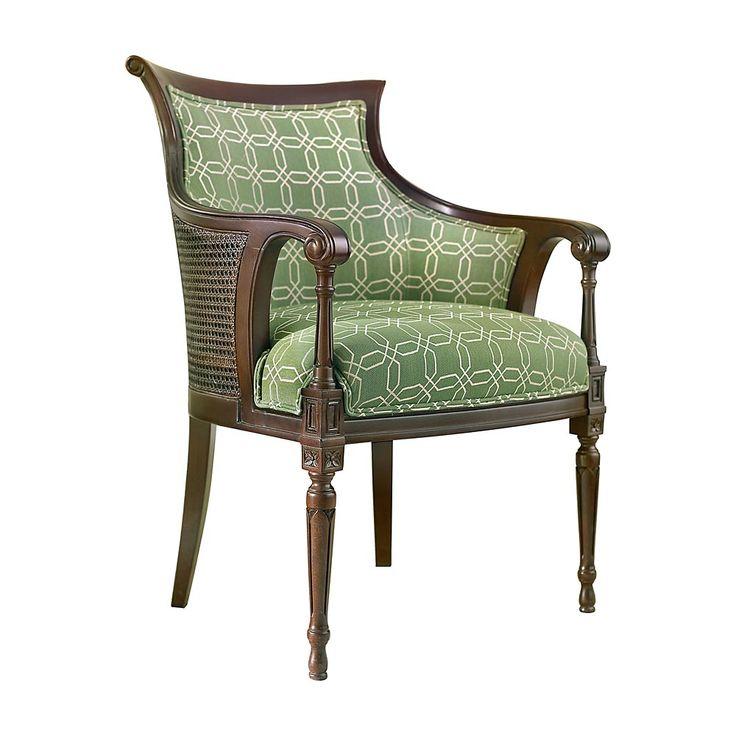 Talbot Accent Chair By Bassett Furniture