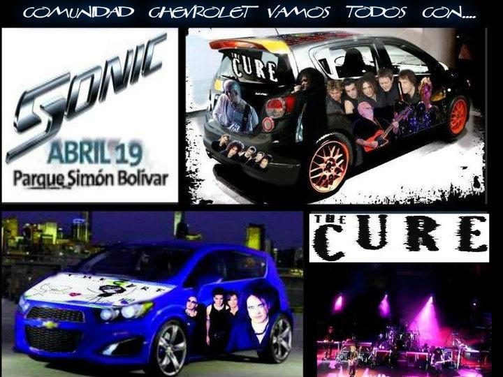 Amigos de Chevrolet Colombia aqui esta mi afiche, espero y deseo de corazon ser una feliz ganadora