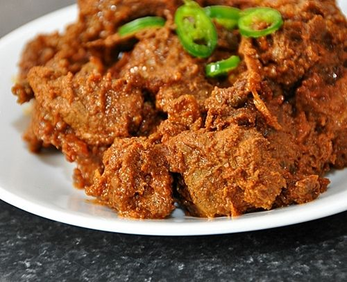 """Rendang"" Everyone Would Like The Taste.....Spesial From West Sumatra-Indonesia"