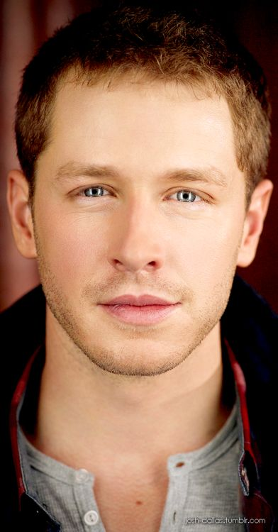 When Chris Evans stop playing Captain America, I will always vote for Josh Dallas be the next one.