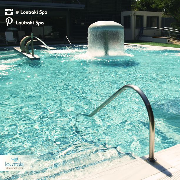 Καλό Σαββατοκύριακο. Χαλαρώνοντας και απολαμβάνοντας τον ήλιο στις υπερσύγχρονες εγκαταστάσεις του Loutraki Thermal Spa!!! #visitloutraki #VisitGreece #spagreece #summeringreece #VisitGreece2016 #SummerInGreece2016 #weekend