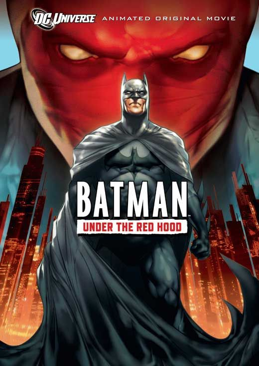 Batman : Under the Red Hood is a 2010 American animated superhero direct-to-video film produced by Warner Bros. Animation and released by Warner Home Video.It is the eighth feature in the DC Universe Animated Original Movies series. It was released on July 27, 2010. The film stars Bruce Greenwood as Bruce Wayne/Batman, Jensen Ackles as the Red Hood/Jason Todd, John DiMaggio as the Joker, Neil Patrick Harris as Nightwing/Dick Grayson, Jason Isaacs as Ra's al Ghul, and Wade Williams as Black…