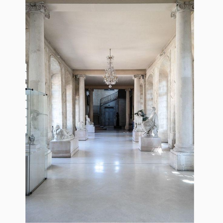 Всё-таки симметрия - это великолепно!  #авиньон #прованс #франция #французскийинтерьер #французскийстиль #классическийинтерьер #классическийстиль #музей #дизайнинтерьера #дизайнинтерьеров #интерьер #иннабюж #interiordesign