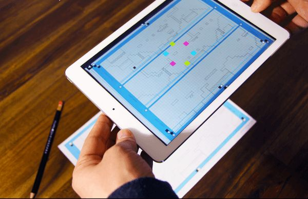 Design platform games on paper and then scan, edit and play using this iOS app.