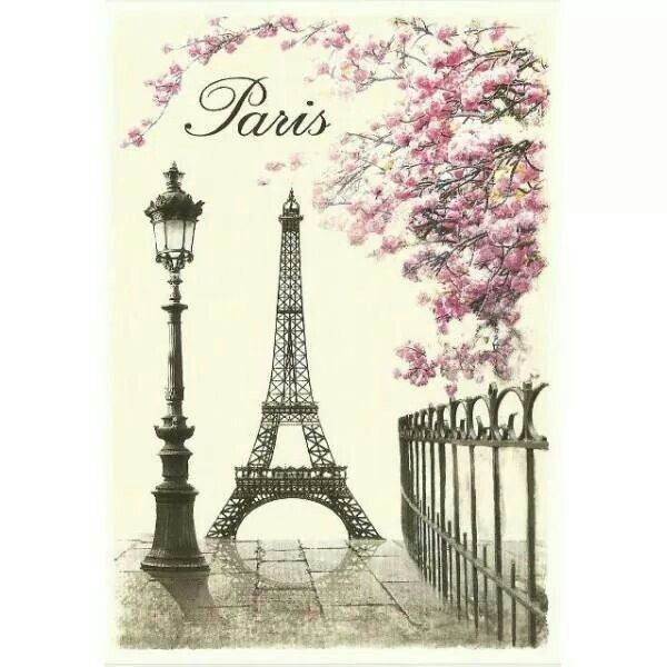 Dibujo Let S See The World Pinterest Paris Drawing